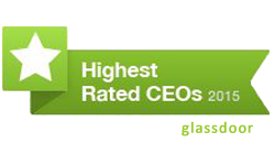 highest rated CEO
