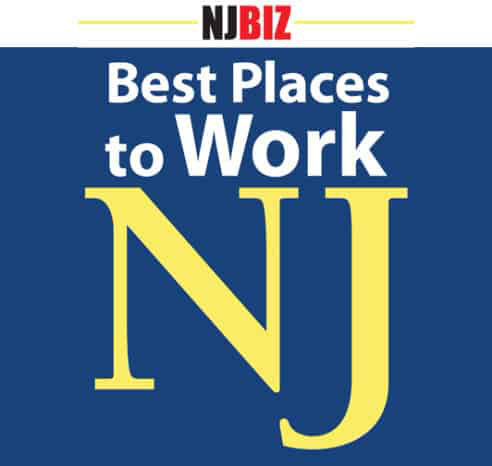 2020 Best Places to Work New Jersey