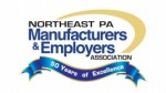 2015 Northeastern Pennsylvania Manufacturers and Employers Association Excellence Award
