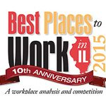 2015 Best Places to Work Illinois